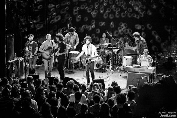 Steel Train live at Bowery Ballroom