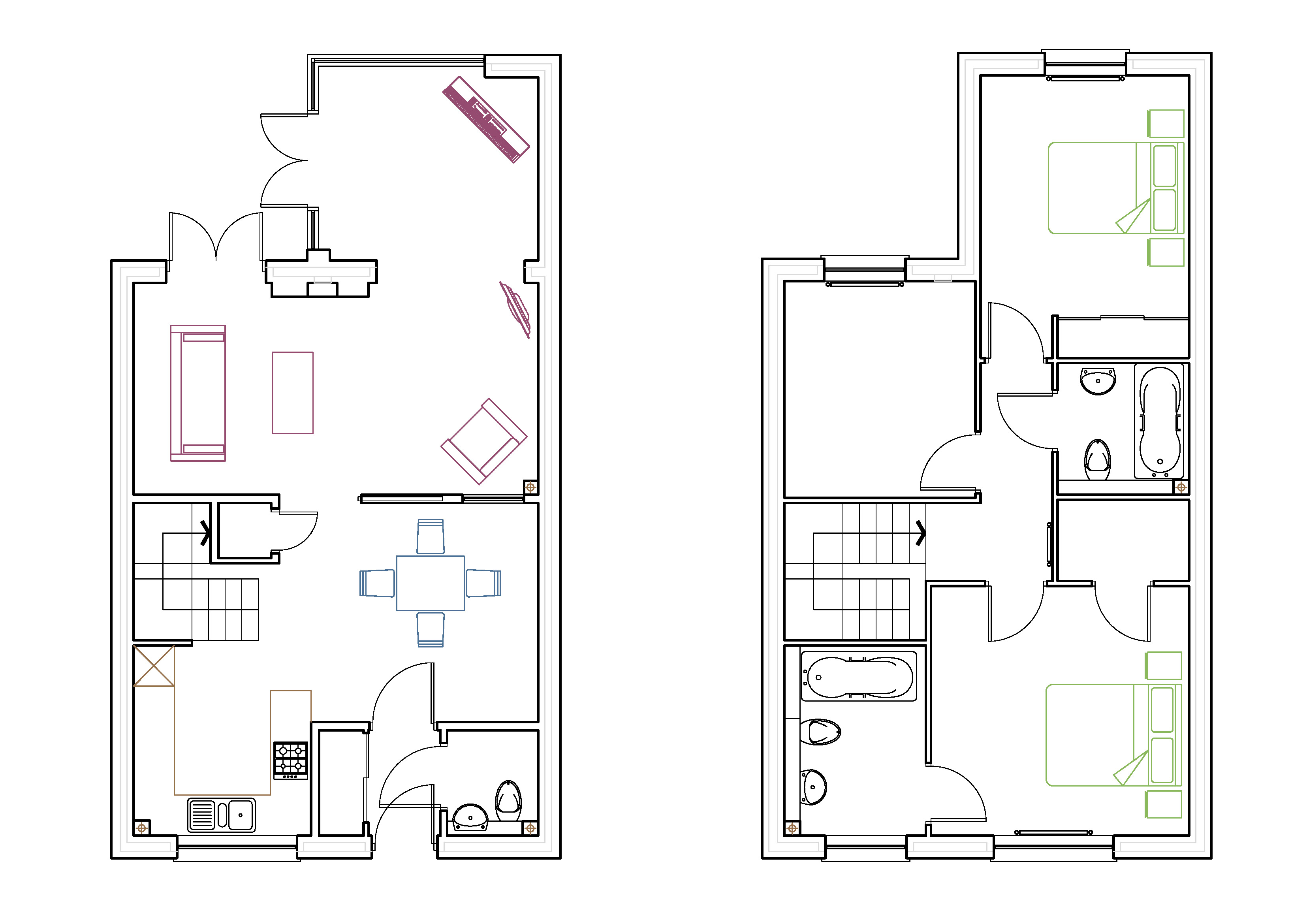 Cad Creations Website Floorplans