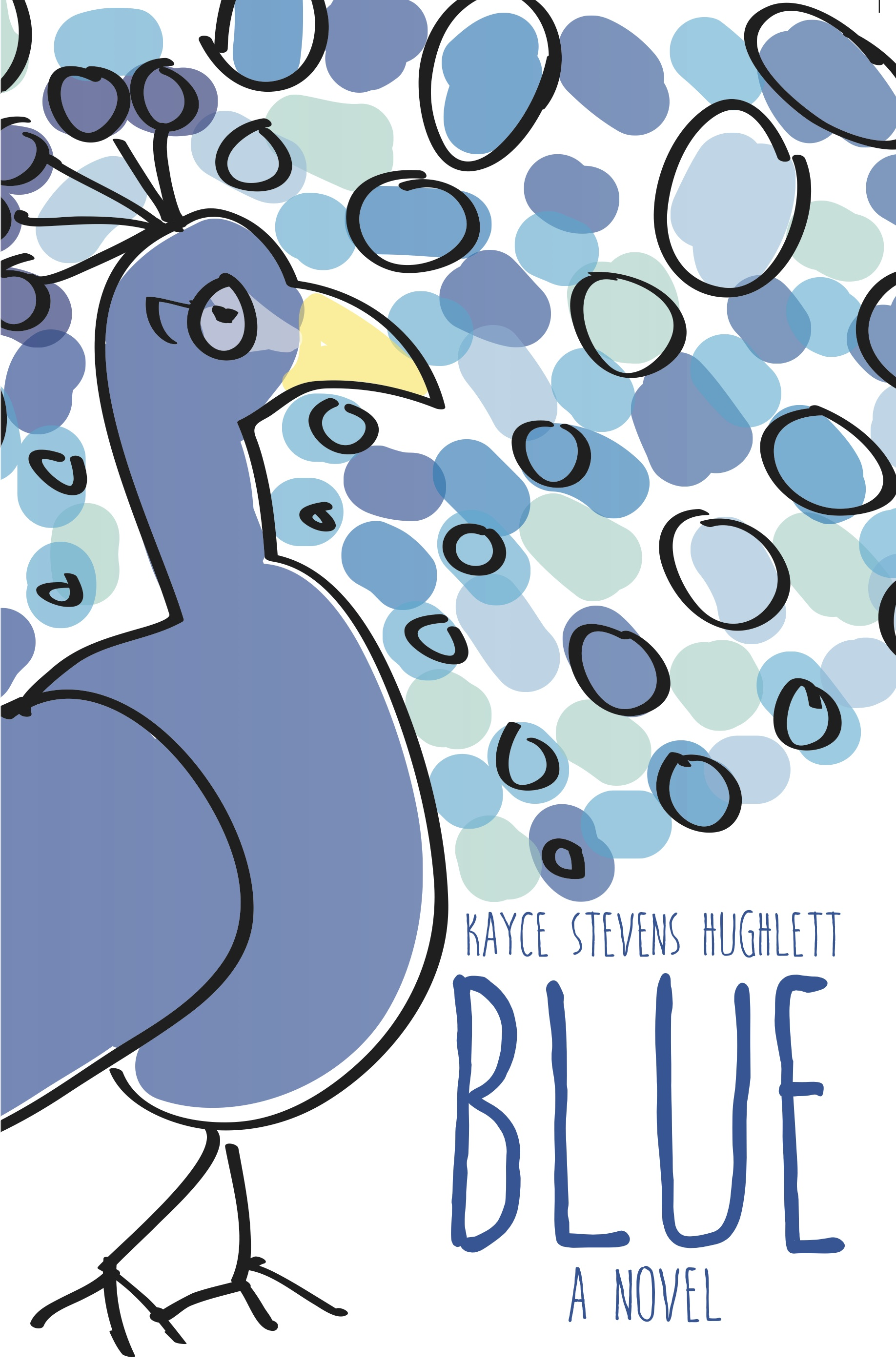 photograph about Printable Book Club Questions called Kayce Hughlett - Blue E-book Club Thoughts