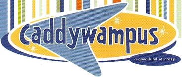 """Photo of brochure for """"Caddywampus"""""""