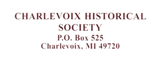 """Photo of brochure for """"Charlevoix Historical Society"""""""