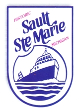 "Photo of brochure for ""City of Sault Ste. Marie"""