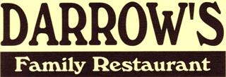 "Photo of brochure for ""Darrow's Family Restaurant"""