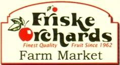 """Photo of brochure for """"Friske Orchards"""""""