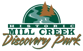 "Photo of brochure for ""Mill Creek Discovery Park"""