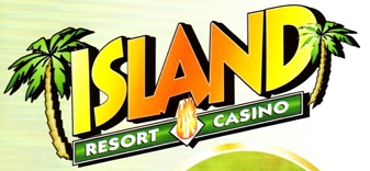 "Photo of brochure for ""Island Resort & Casino"""