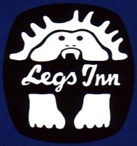 """Photo of brochure for """"Legs Inn"""""""