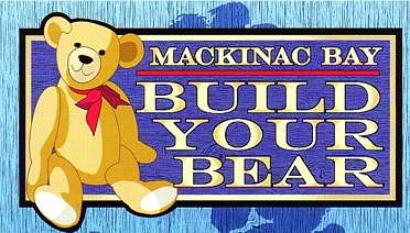 "Photo of brochure for ""Mackinac Bay Build Your Bear"""