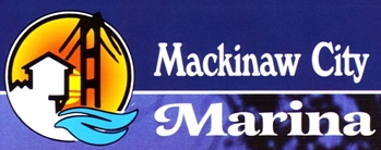 "Photo of brochure for ""Mackinaw City Marina"""