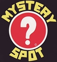 "Photo of brochure for ""Mystery Spot"""