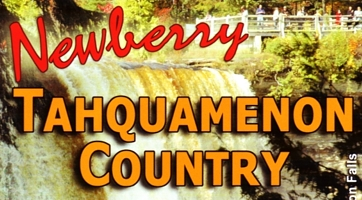"Photo of brochure for ""Newberry Tourism Association"""