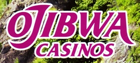 "Photo of brochure for ""Ojibwa Casinos"""