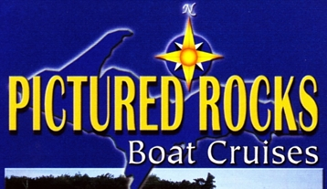 "Photo of brochure for ""Pictured Rock Cruises, Inc."""