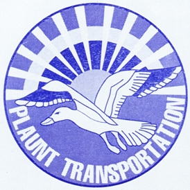 "Photo of brochure for ""Plaunt Transportation, Inc."""