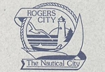 "Photo of brochure for ""Rogers City"""