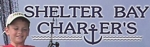 "Photo of brochure for ""Shelter Bay Charters"""