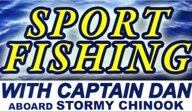 """Photo of brochure for """"Sport Fishing w/Captian Dan Cruchon"""""""