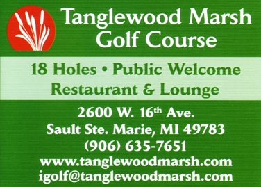 "Photo of brochure for ""Tanglewood Marsh Golf Course"""