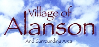 "Photo of brochure for ""Village of Alanson"""