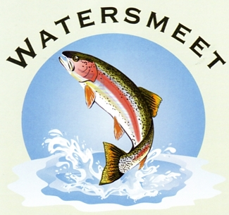 "Photo of brochure for ""Watersmeet Fish Farm"""