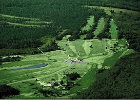 Photo of The Mackinaw Club Golf Course in Mackinaw City, MI.