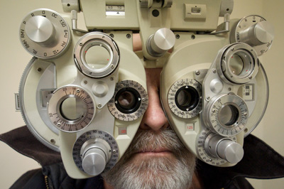 For many older adults, vision prescription differs between eyes