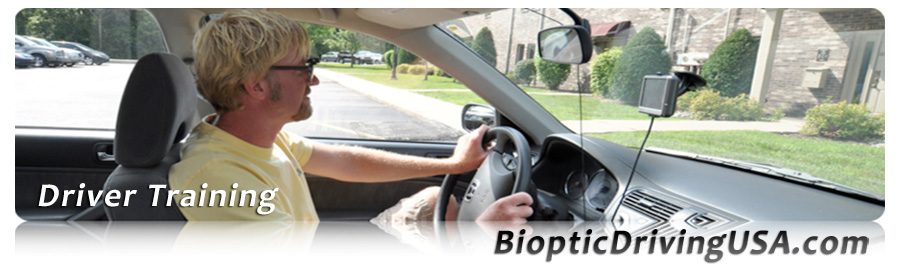 Bioptic Driving USA