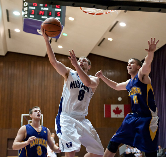 Scott Andrew Frost >> UWO vs Laurier Basketball - Exist Photography Blog - Exist Photography