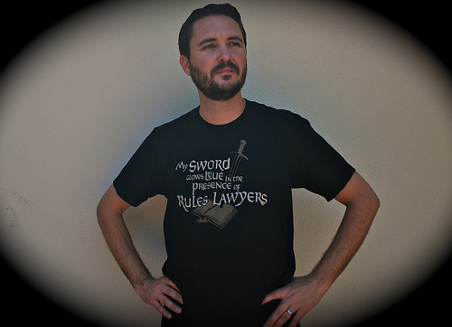 how is a lawyer like a wizard d d goes to harvard and so do i