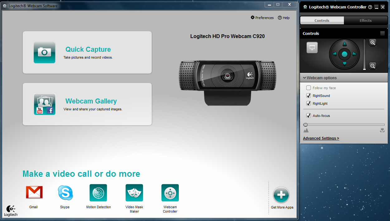 logitech hd pro c920 how to cut your background
