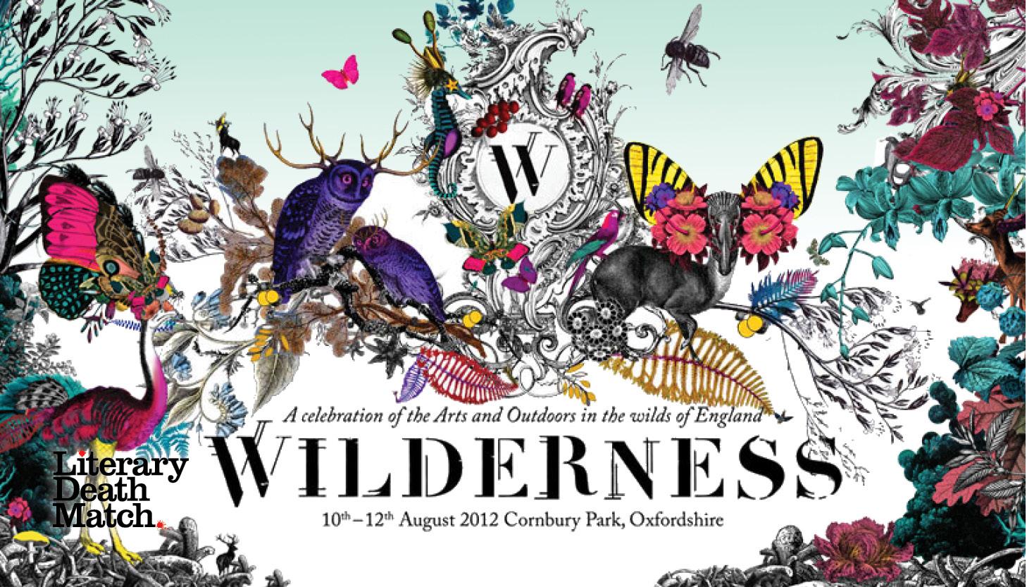 Wilderness festival ep 1 journal literary death match malvernweather Images