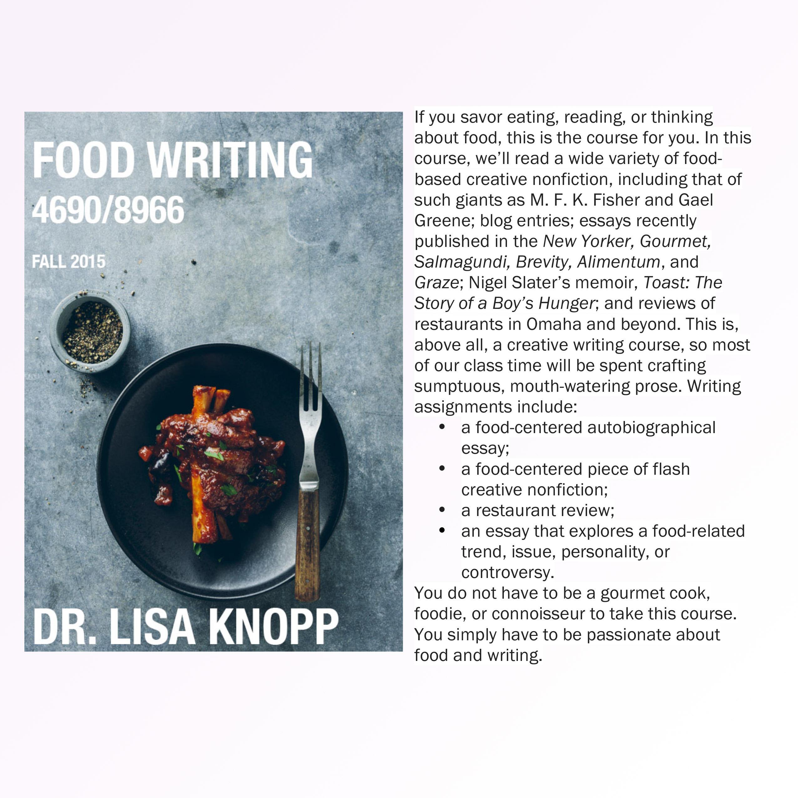 short creative nonfiction essays