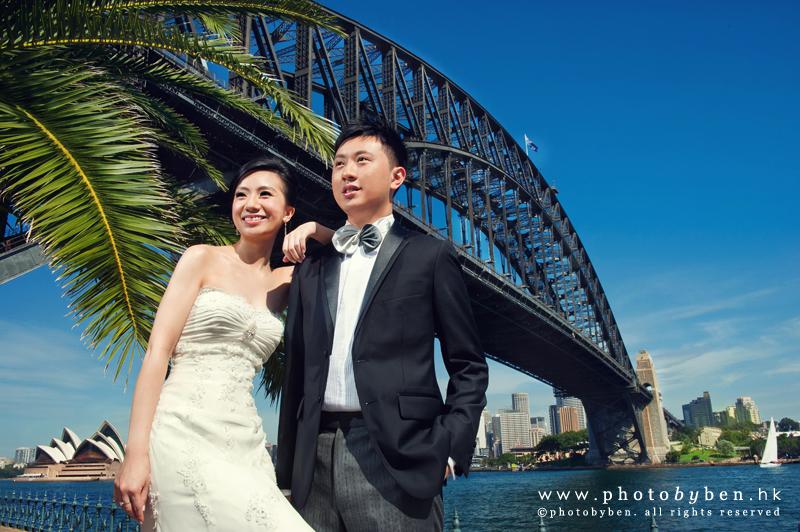 Australian Wedding Gifts For Overseas: Nicola & Eric *Pre-Wedding@Sydney