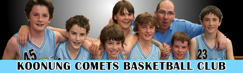 Koonung Comets Basketball Club