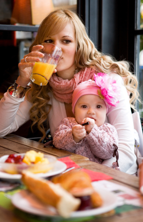 Seattle Baby Friendly Restaurant Guide