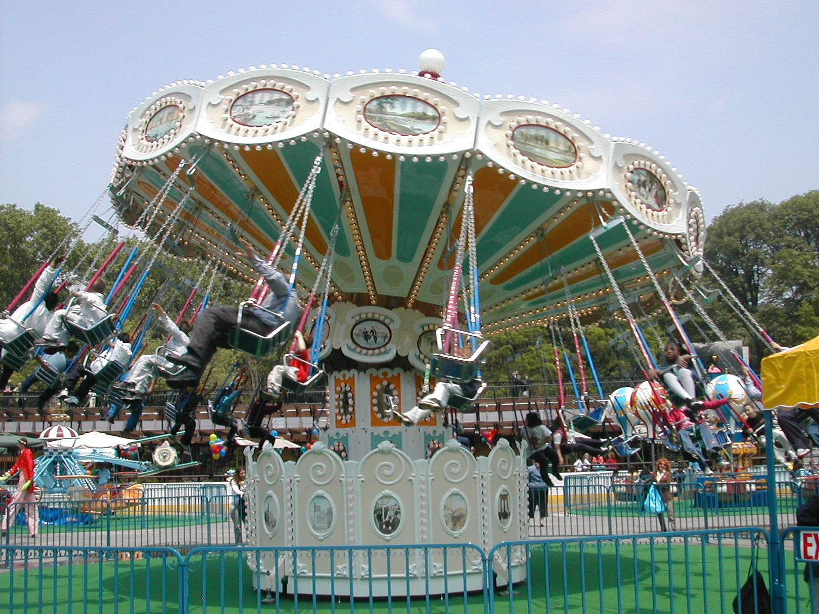 Beau Victorian Gardens At Wollman Rink   Best Activities With Kids And Baby    Summer