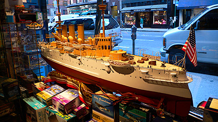 Jan S Hobby Shop Upper East Side Nyc Toy Store New