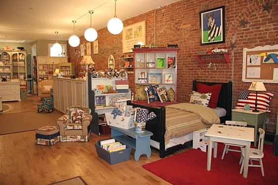 New york city baby stores all hoods little babe and for Furniture stores upper west side