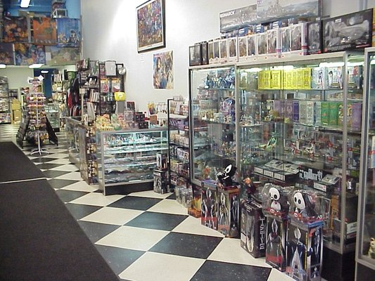 If Your Little One Or Big Is Into Japanese Toys Image Anime The Place To Hit Dont Be Put Off By Its Obscure Location Not Far From Penn Station