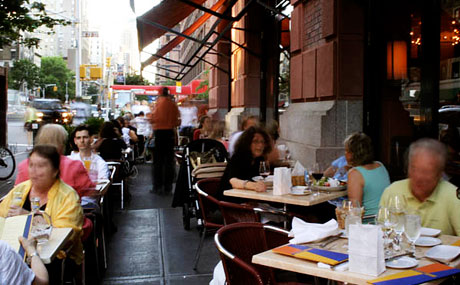 Upper West Side Baby Friendly Restaurants Little Babe And The Big