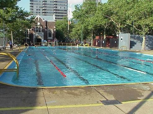Nyc Outdoor Swimming Pools In Manhattan Nyc Baby Guide Little Babe And The Big City Guide