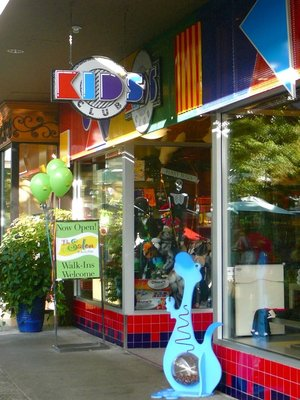 Clothing Stores In University Village Seattle