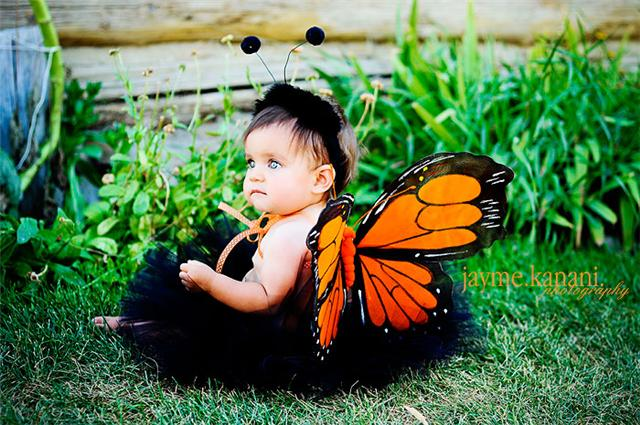 Butterfly Halloween Costumes artistic madame butterfly halloween costume The Best Couture And Designer Baby Halloween Costumes