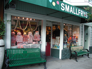 a7573cafb San Francisco s Best Baby Clothing Store Listings - Little Babe and ...