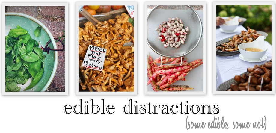 edible distractions
