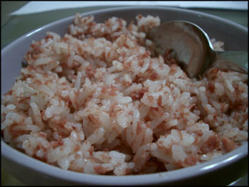 corned beef and rice