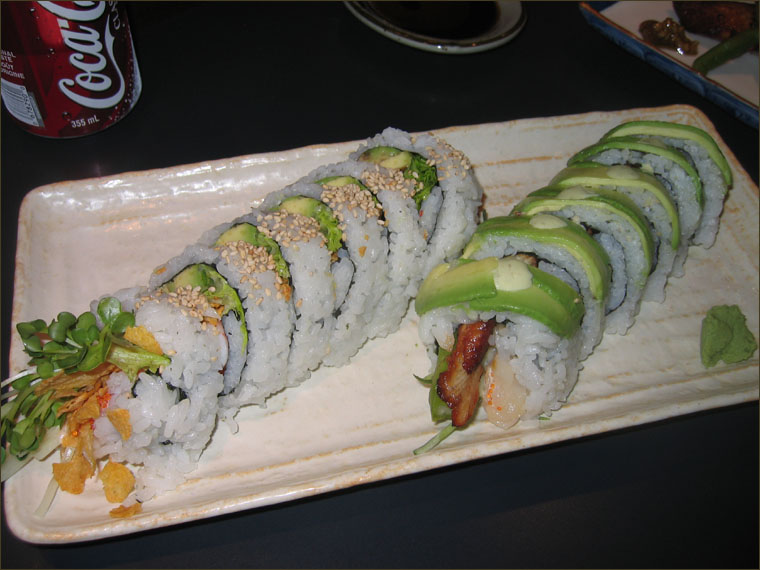 Arthur hungry food photos and restaurant reviews ajisai for Ajisai japanese cuisine