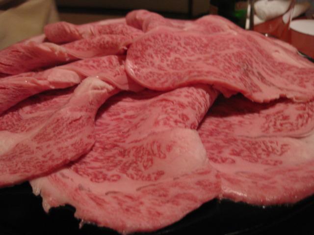 Highest Quality Steak in the World - Japanese Kobe Beef