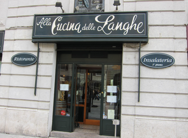 Arthur hungry food photos and restaurant reviews alla for Boutique hotel langhe