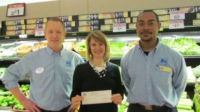 The Anderson Observer News Food Lion Awards Grant To Meals On Wheels